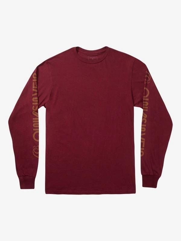 Early Daze - Long Sleeve T-Shirt for Men  AQYZT06865