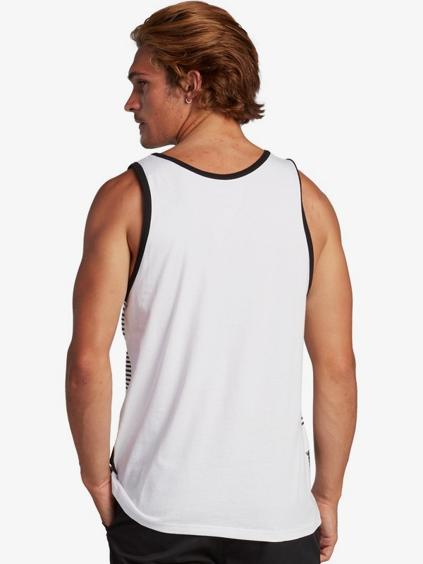 Tijuana Stripe - Vest for Men  AQYZT07024