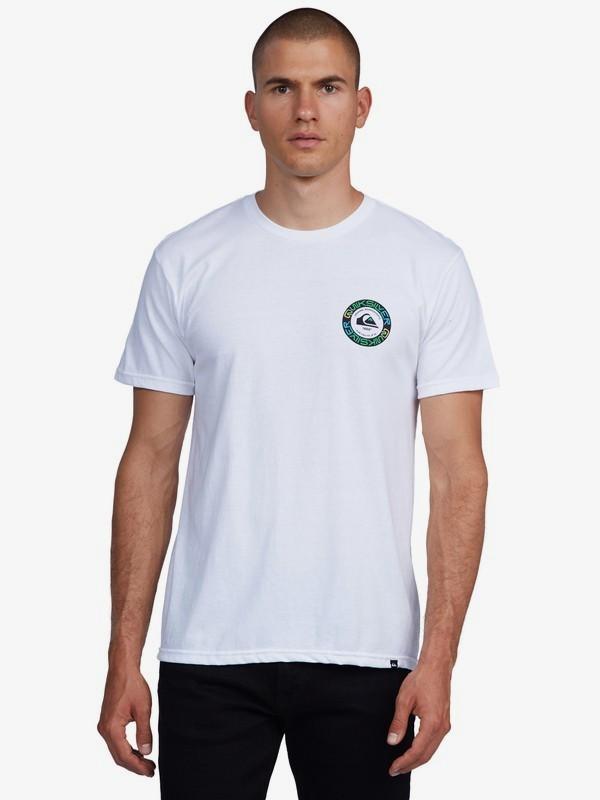 Time Circle - T-Shirt for Men  AQYZT07112