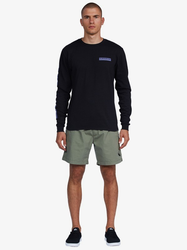Coastal Phenomena - Long Sleeve T-Shirt for Men  AQYZT07147