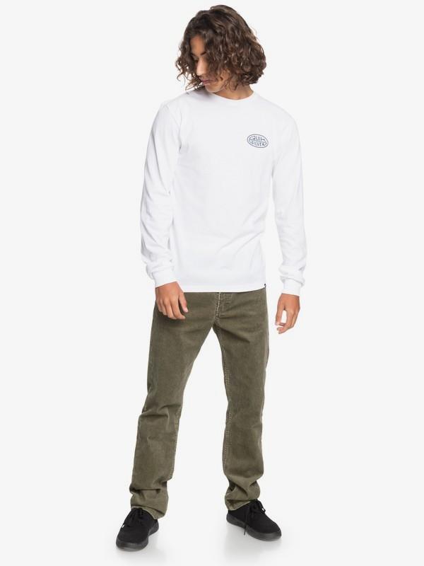 Far Behind - Long Sleeve T-Shirt for Men  AQYZT07148