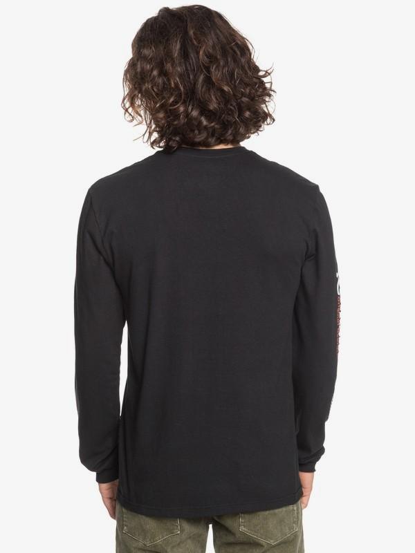 Check Yo Self - Long Sleeve T-Shirt for Men  AQYZT07149