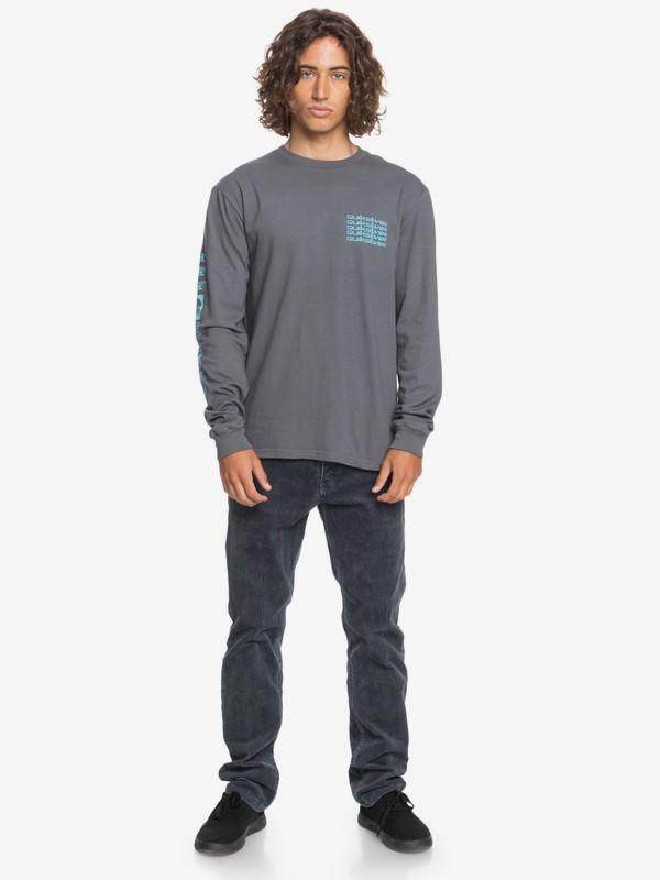 Beta Test - Long Sleeve T-Shirt for Men  AQYZT07152