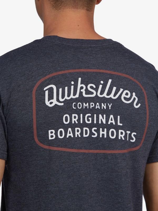 Rear View - T-Shirt for Men  AQYZT07164