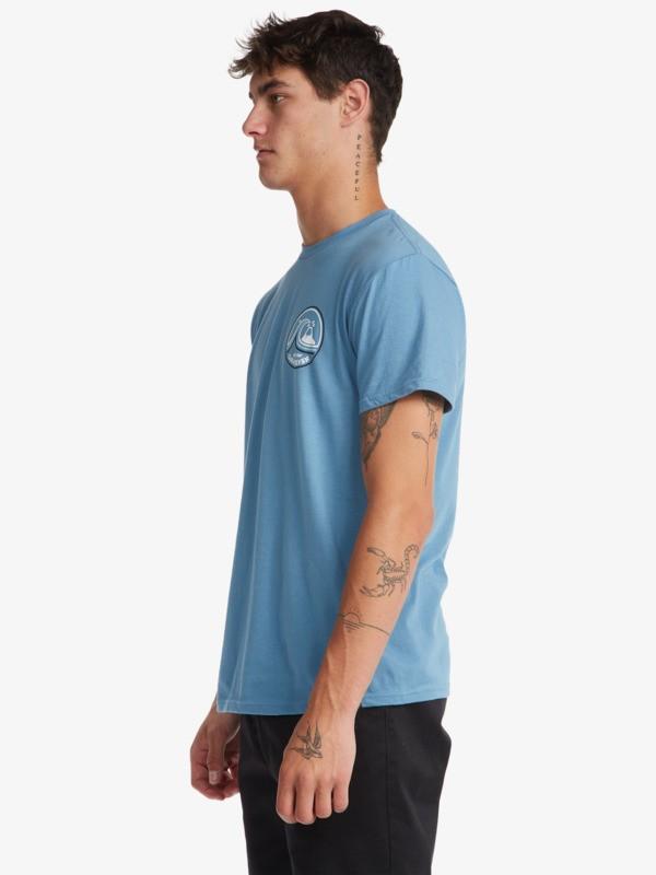 Round Midnight - T-Shirt for Men  AQYZT07813