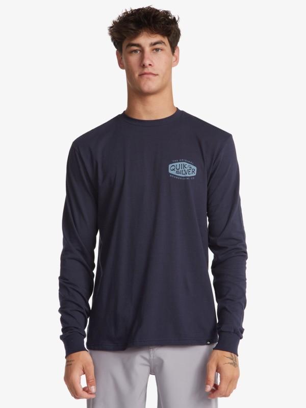 Sand Castles - Long Sleeve T-Shirt for Men  AQYZT07851