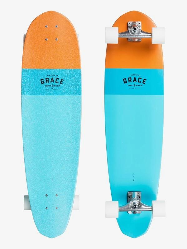 Minibu Phil Grace - Surfboard Cruiser Skateboard  EGL0MINIBU