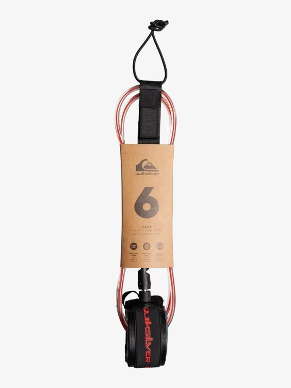 The QS 6' - Surfboard Leash  EGL21QSLH6