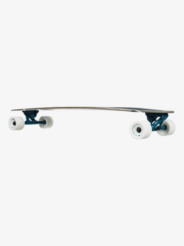 "Destination - 38"" Pintail Longboard Skateboard EGLDESTINA"