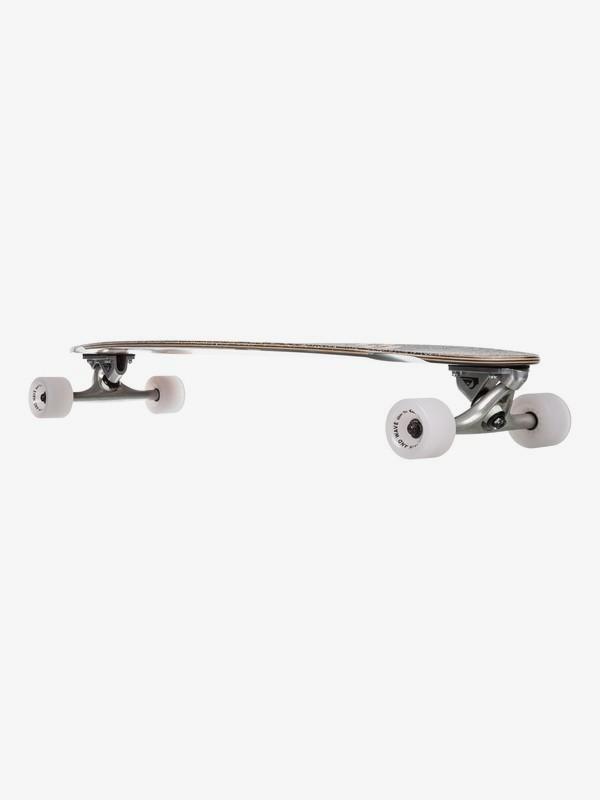 """Demi Bu US - 36"""" Soul Surfing Longboard Complete  EGLSDMBUS"""