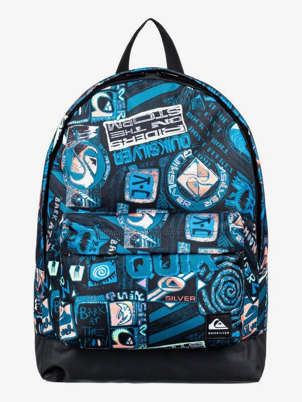 0 Everyday Poster 25L - Medium Backpack for Kids Black EQBBP03037 Quiksilver