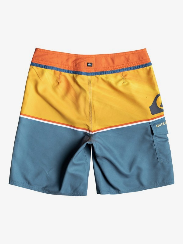 "Everyday Division 16"" - Board Shorts for Boys 8-16  EQBBS03362"