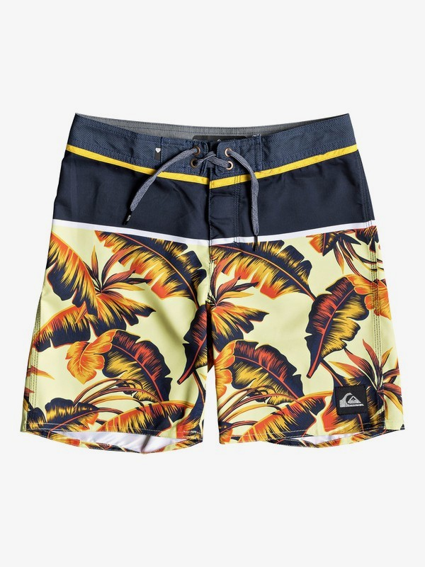 "0 Everyday Noosa 15"" - Board Shorts for Boys 8-16 Blue EQBBS03377 Quiksilver"