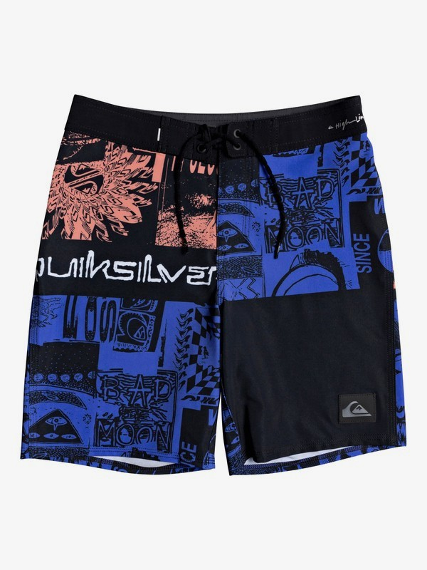"Highline Vortex 16"" - Board Shorts  EQBBS03437"