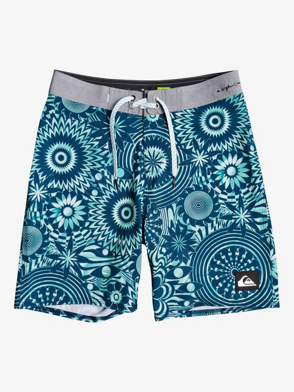 "Highline Expanded Mind 17"" - Board Shorts for Boys 8-16  EQBBS03440"