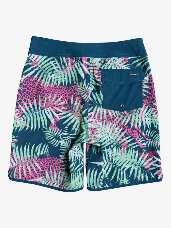 "Highline Camocat  17"" - Board Shorts for Boys 8-16  EQBBS03457"