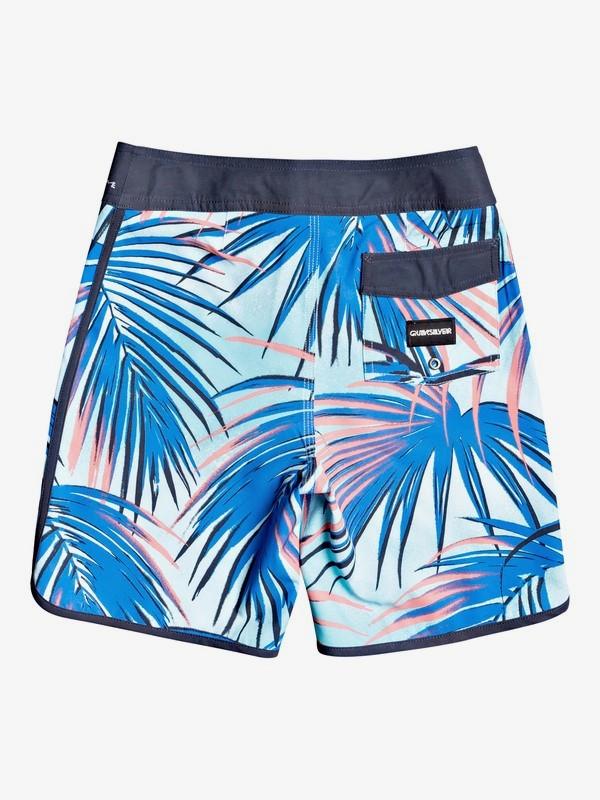 "Highline Sub Tropic 17"" - Board Shorts for Boys 8-16  EQBBS03503"