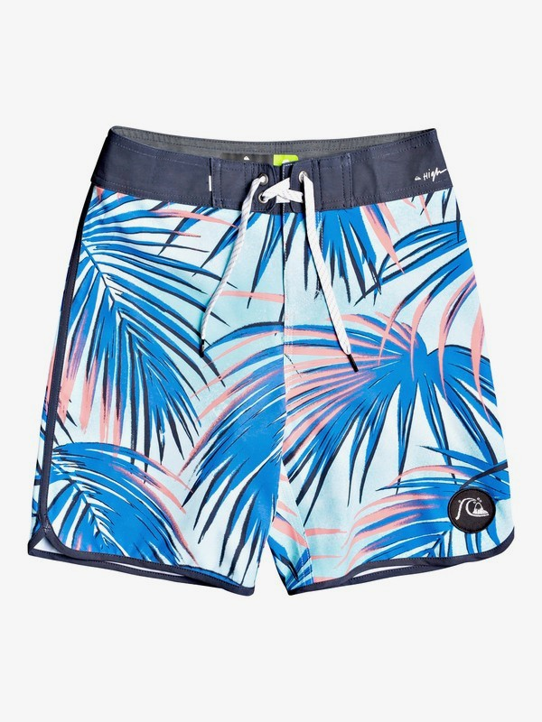 "Highline Sub Tropic 17"" - Board Shorts for Boys 8-16  EQBBS03503"