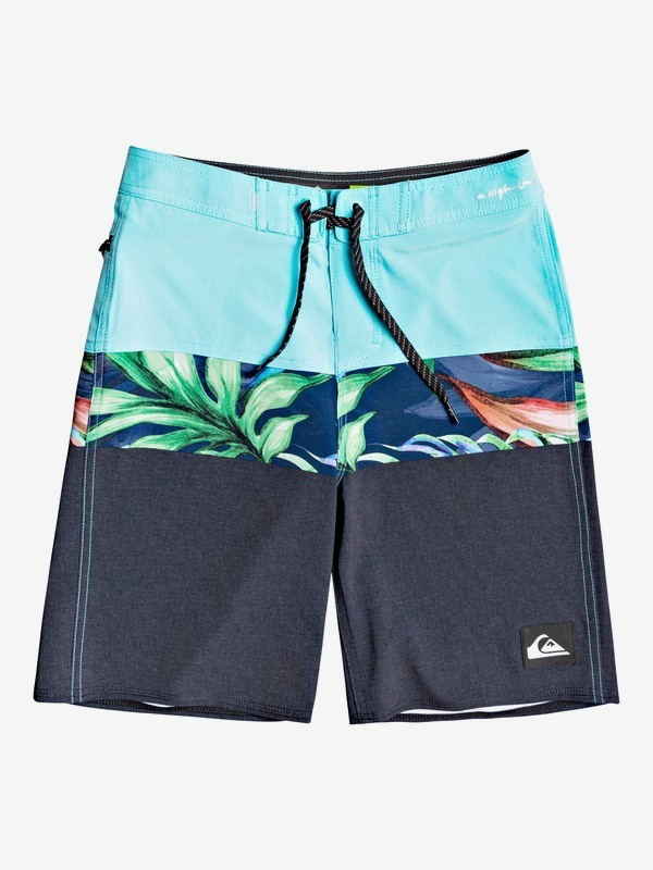 "Highline Paradiso 18"" - Board Shorts for Boys 8-16  EQBBS03504"