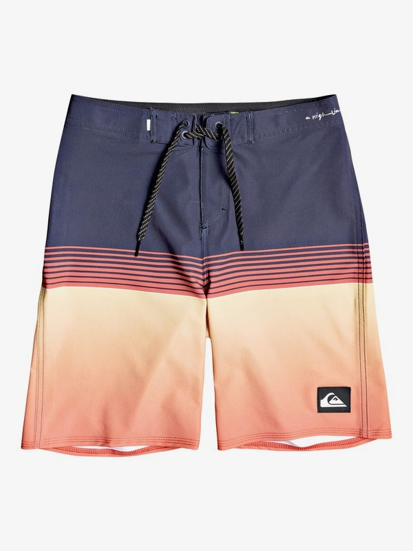 "Highline Slab 18"" - Board Shorts for Boys 8-16  EQBBS03509"