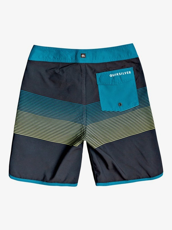 "Everyday Grass Roots 17"" - Board Shorts for Boys 8-16  EQBBS03511"