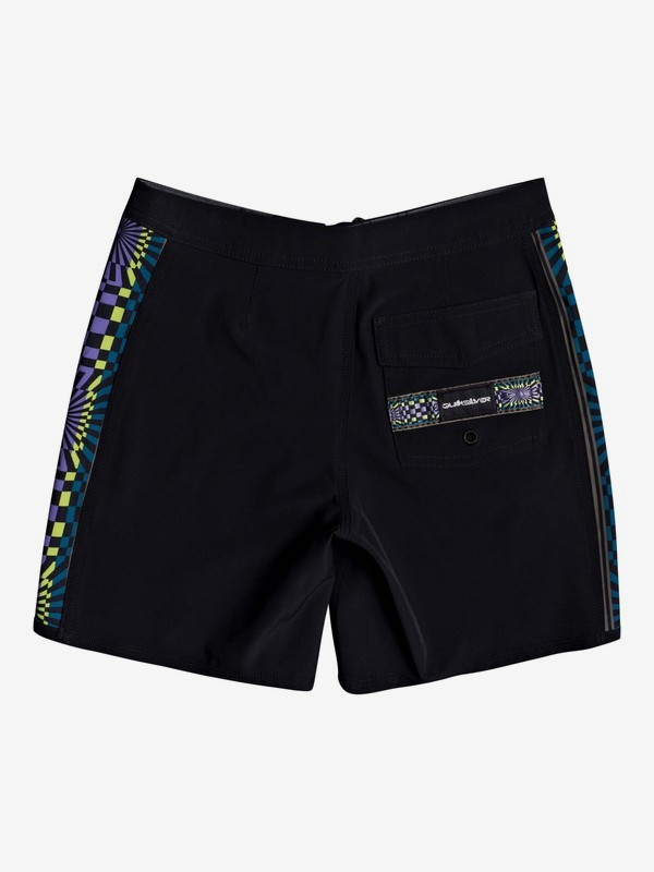 "Highline Strobe Arch 15"" - Board Shorts for Boys 8-16  EQBBS03517"