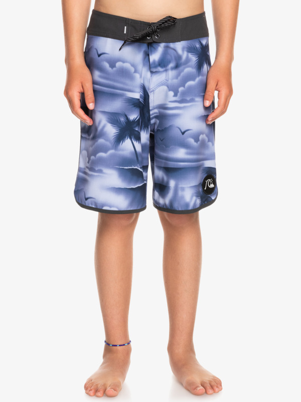 "Surfsilk Mystic Sessions 17"" - Board Shorts for Boys 8-16  EQBBS03548"