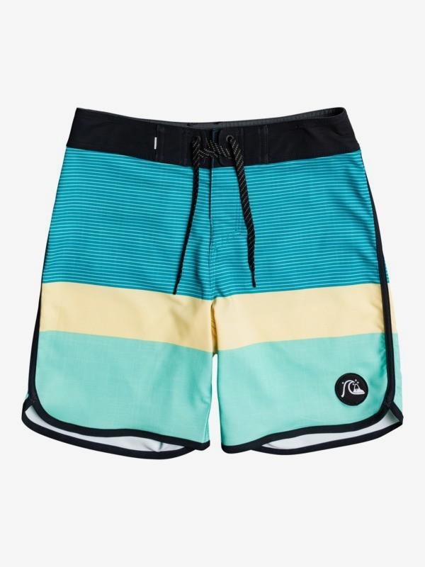 "Surfsilk Tijuana 16"" - Board Shorts for Boys 8-16  EQBBS03551"