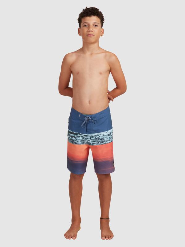 "Surfsilk Panel 17"" - Board Shorts for Boys 8-16  EQBBS03554"
