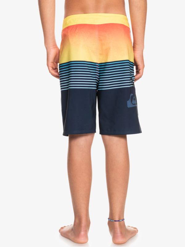 "Surfsilk Slab 17"" - Board Shorts for Boys 8-16  EQBBS03555"