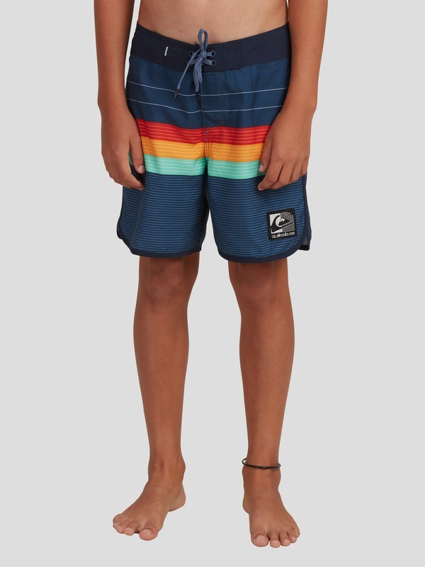 """Everyday More Core 15"""" - Board Shorts for Boys 8-16  EQBBS03561"""