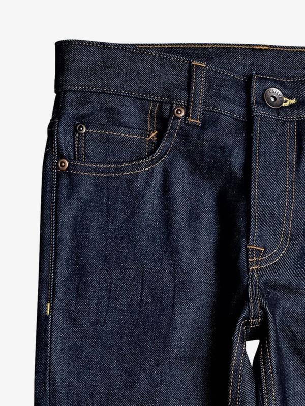 Distorsion Rinse - Slim Fit Jeans for Boys 8-16  EQBDP03157