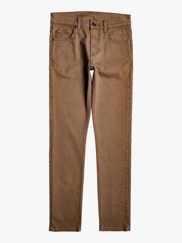 Distorsion Colors - Slim Fit Jeans for Boys 8-16  EQBDP03159