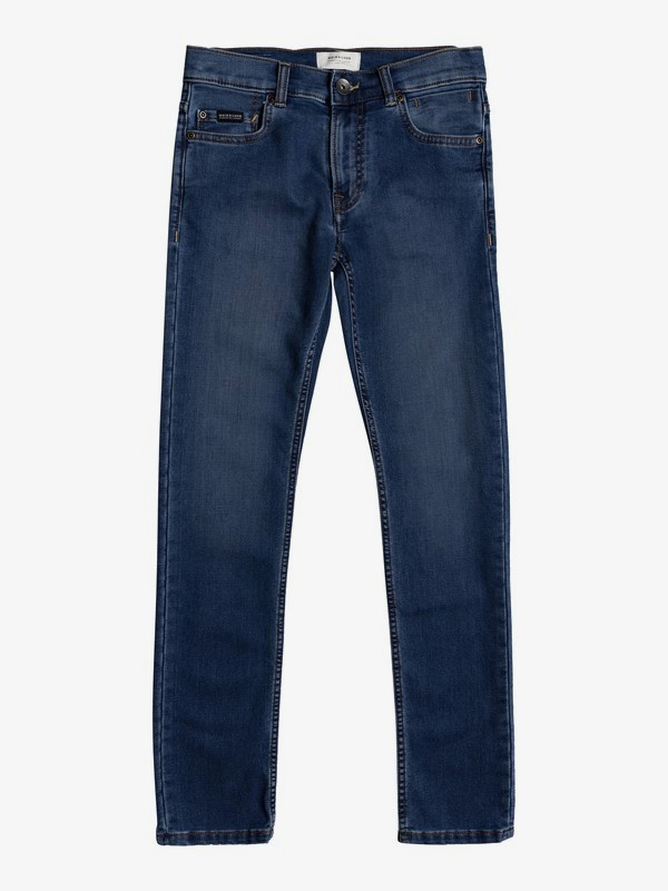 Voodoo Aged - Straight Fit Jeans for Boys 8-16  EQBDP03168