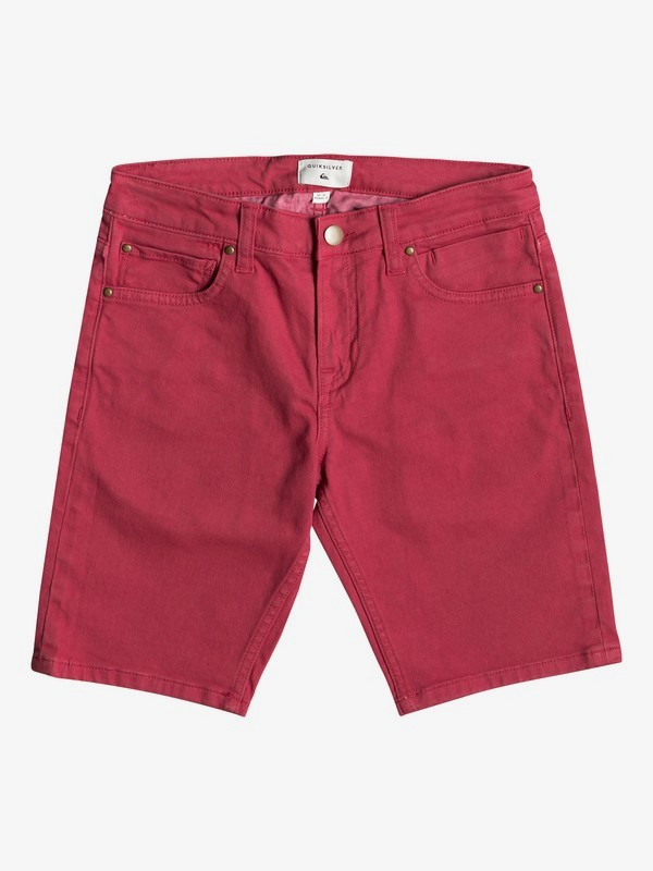 Distorsion Colours - Denim Shorts for Boys 8-16  EQBDS03058