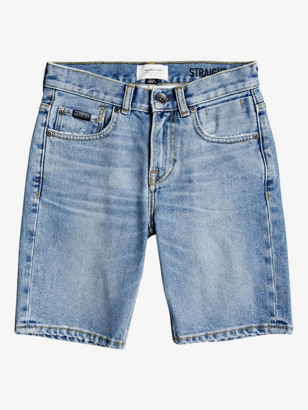 Modern Wave Salt Water - Denim Shorts  EQBDS03061