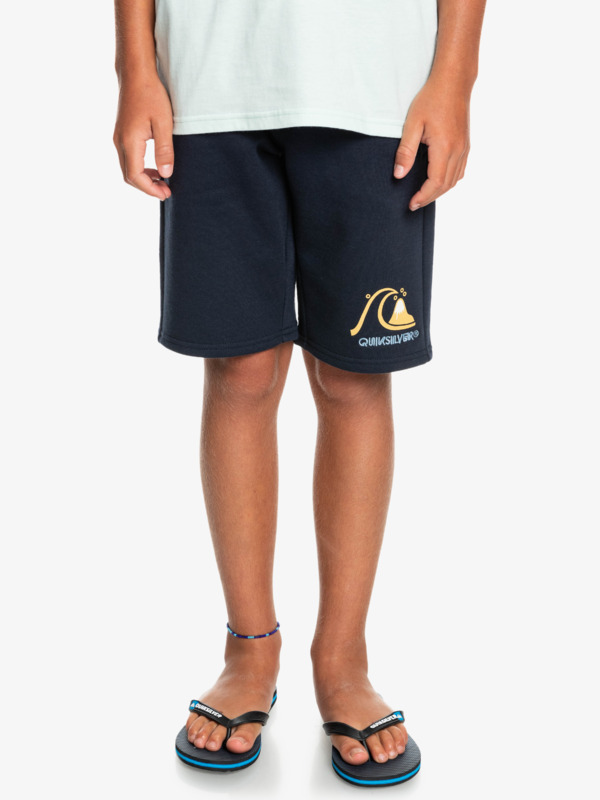Easy Day - Sweat Shorts for Boys 8-16  EQBFB03109