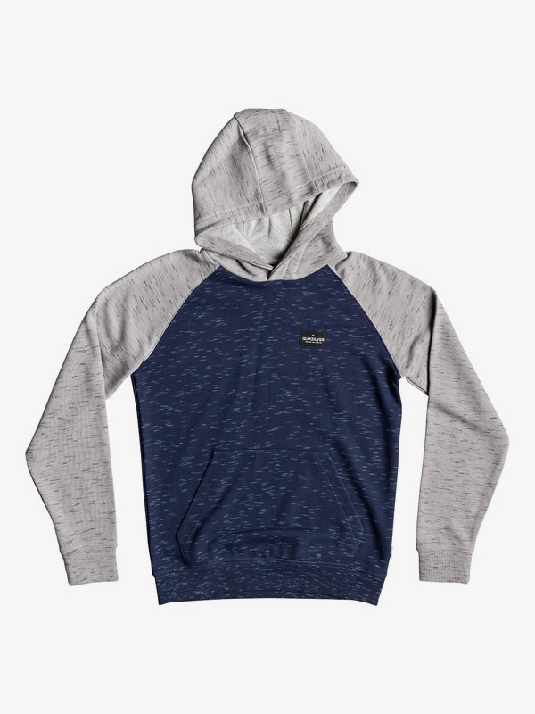 0 Felicis - Hoodie for Boys 8-16 Blue EQBFT03500 Quiksilver