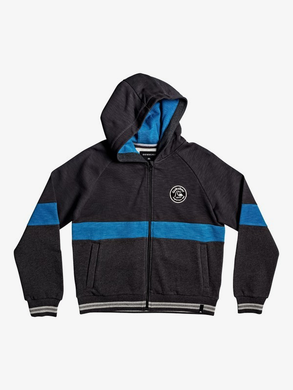 Tassie Gully - Zip-Up Hoodie for Boys 8-16 EQBFT03536