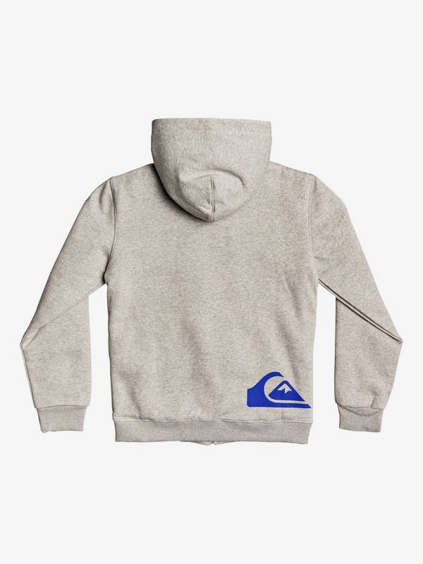 Best Wave Sherpa - Zip-Up Hoodie for Boys 8-16  EQBFT03548