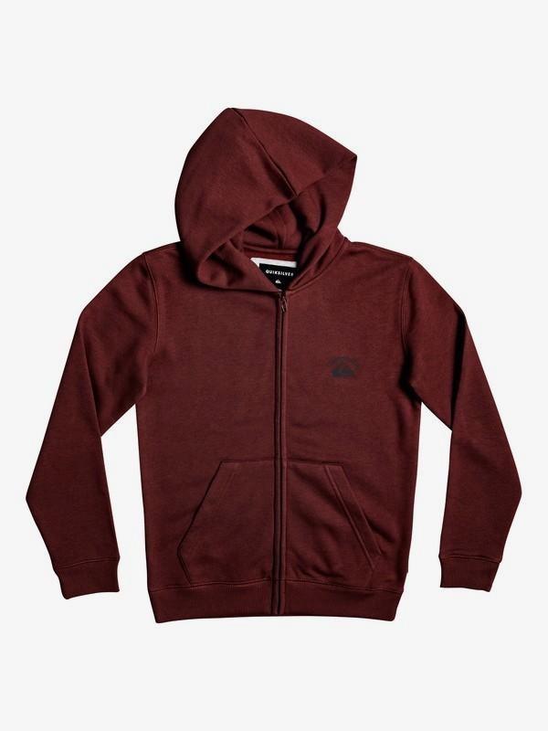 Boroka Gap - Zip-Up Hoodie for Boys 8-16  EQBFT03555