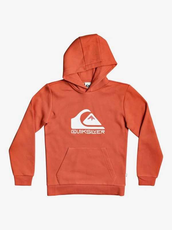 Big Logo - Hoodie for Boys 8-16  EQBFT03630