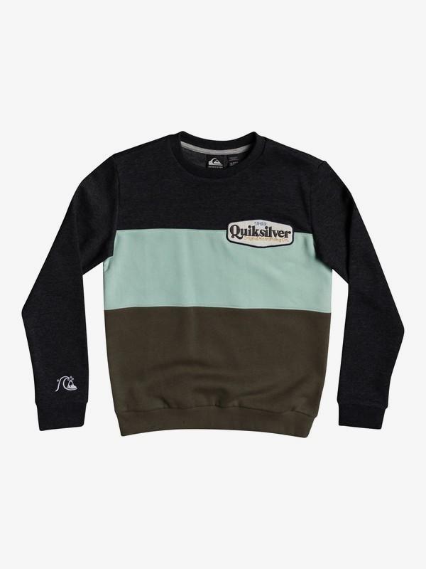 Tropical Block - Sweatshirt for Boys 8-16  EQBFT03637