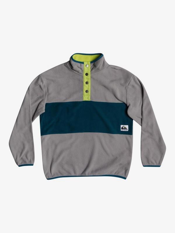 Iacu Polar - Half-Zip Polar Fleece for Boys 8-16  EQBFT03649