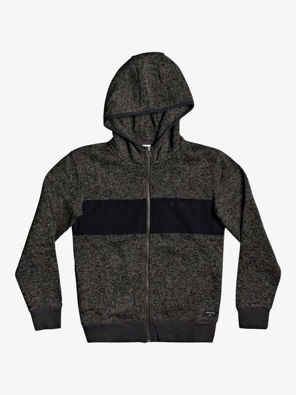 Keller - Zip-Up Polar Fleece Hoodie for Boys 8-16 EQBFT03654
