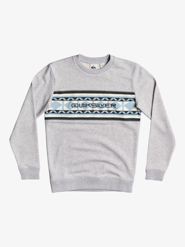 Summer - Sweatshirt for Boys 8-16  EQBFT03688