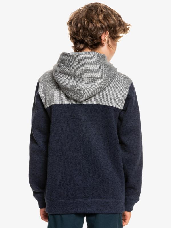 Keller Block - Zip-Up Hoodie for Boys  EQBFT03711