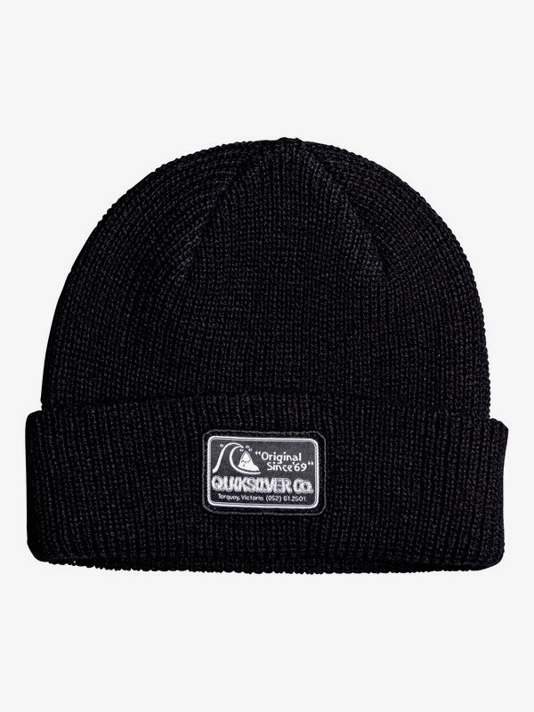 Performed Patch - Cuff Beanie for Boys 8-16 EQBHA03051