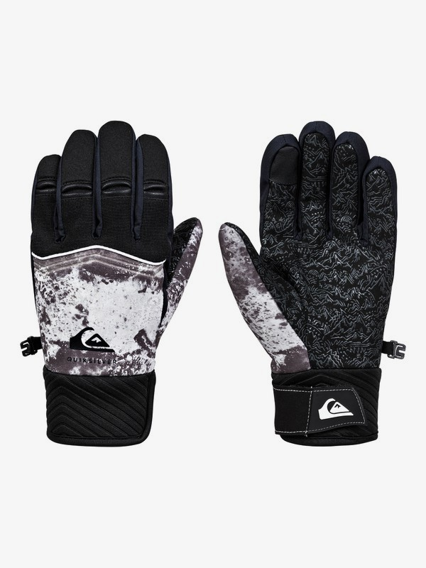 0 Method - Snowboard/Ski Gloves for Boys 8-16 Black EQBHN03025 Quiksilver