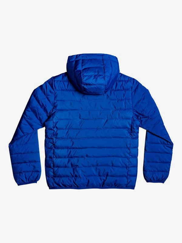 Scaly - Hooded Puffer Jacket for Boys 8-16  EQBJK03176